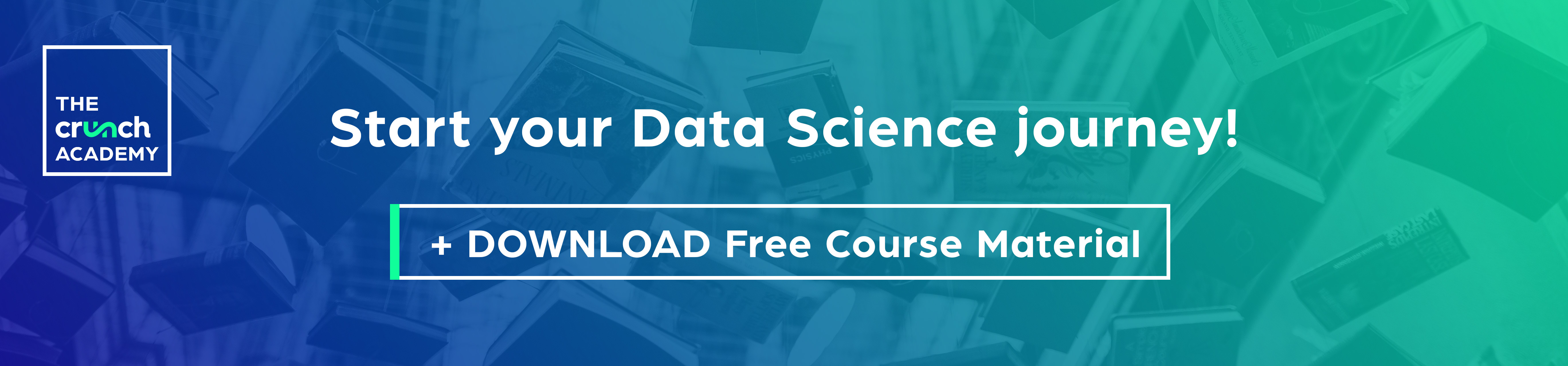 Free Data Science Course Material by Crunch