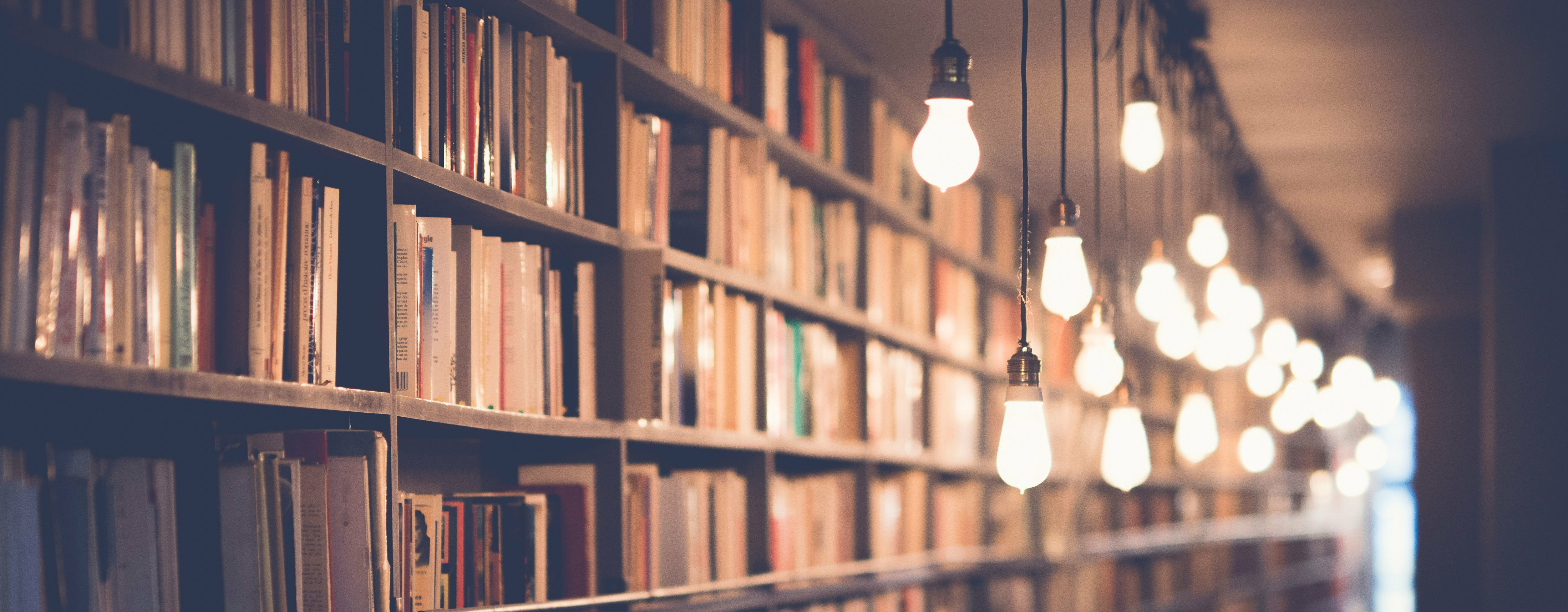 Books Lamps